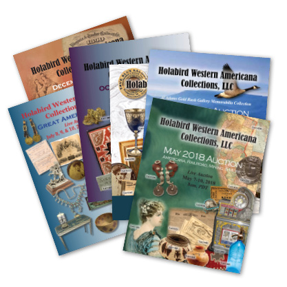 1 Year Subscription Of Printed Auction Catalogs