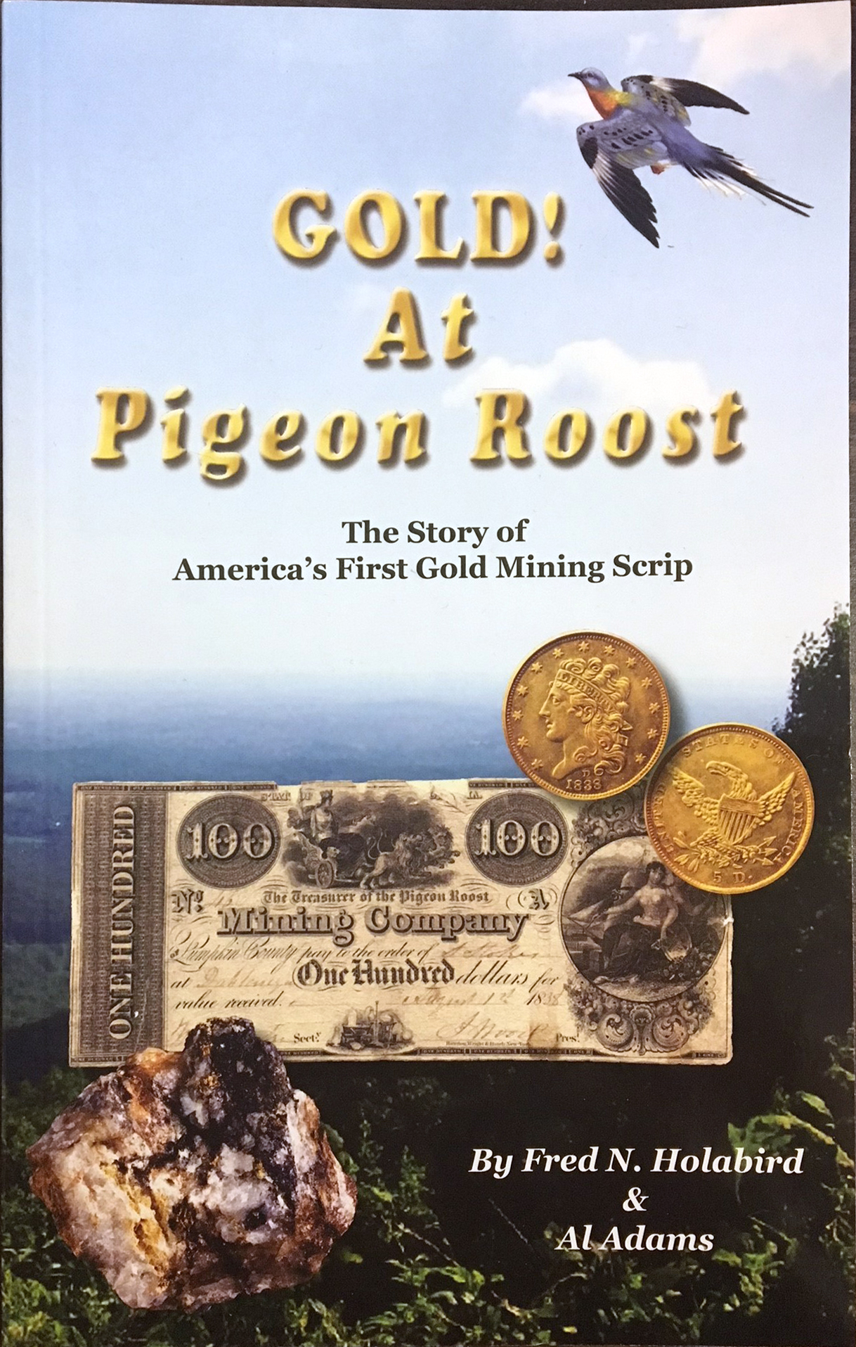 Gold! At Pigeon Roost